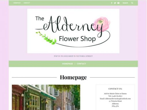 Alderney Flower Shop