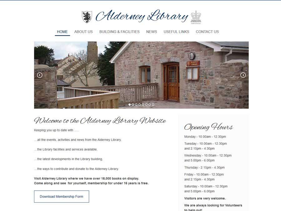 Alderney Library