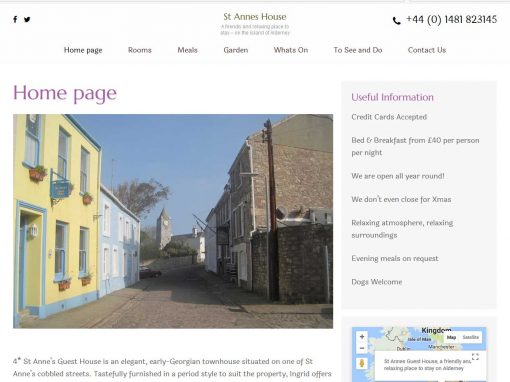 St Annes Guest House