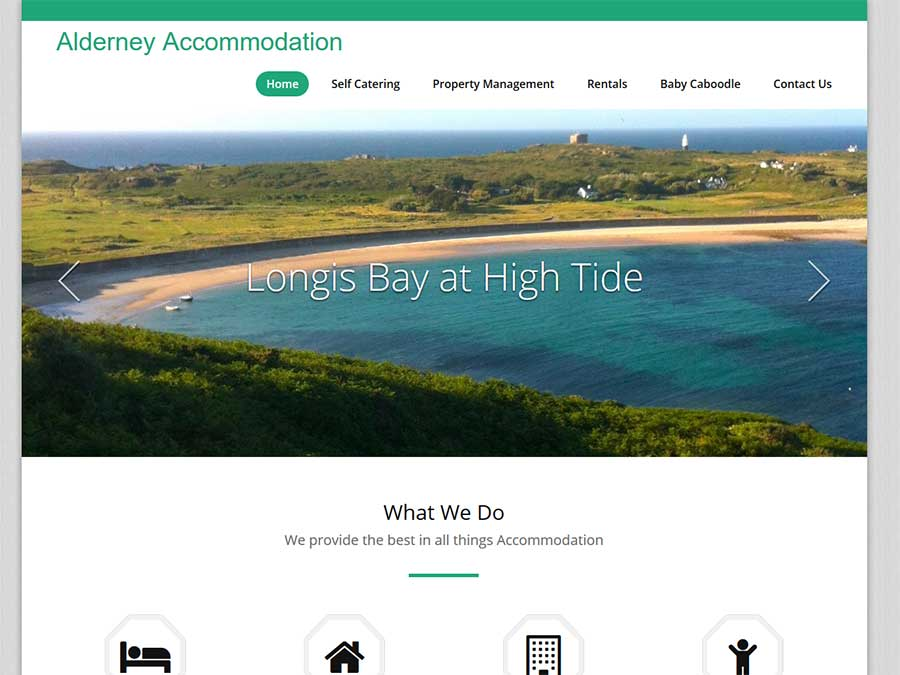 Alderney Accommodation