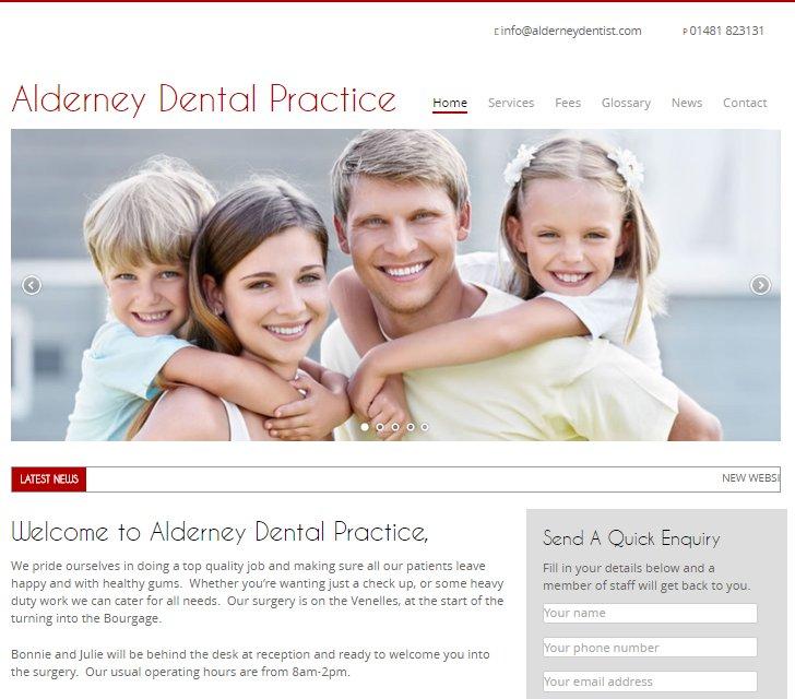 Alderneydentalpractice.com