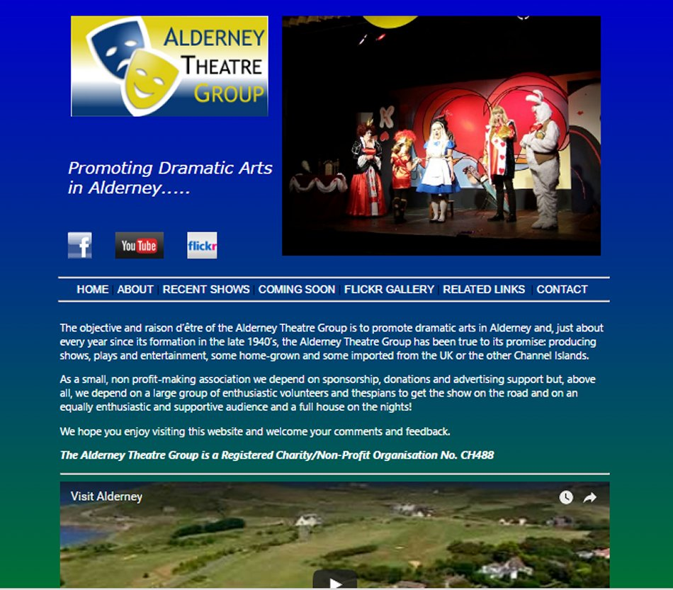 Alderneytheatregroup.com