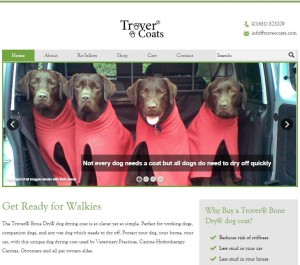 Trovercoats.com